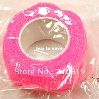 bandage in roll - 600pc Fast Shipping Finger File Bandage Strip Protection Flex Wrap Color Rolls Manicure Tool Accessory wholesales in stock