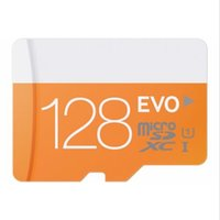 128mb micro sd card - Cheap EVO GB MicroSD Card TF Card free SD Adapter class UHS SDXC For Samsung Smartphone With blister Package