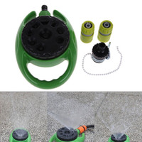 Wholesale Household Home Water Sprinkler Garden Lawn Irrigation Spray Nozzle Sprayer NVIE order lt no track