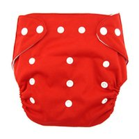 Wholesale 1pcs Reusable Baby Infant Nappy Cloth Diapers Soft Covers Washable nappy changing Size Adjustable Fraldas for Winter Summer