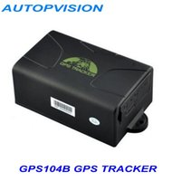 best auto gps - GPS Auto Tracker GPS104B Vehicle Car Truck Waterproof with Best Quality
