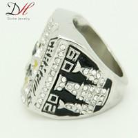 [Dai] Crane CR-20128 de alta gama anillos de campeón de encargo NHL Pittsburgh Penguins anillos 2009 de campeonato