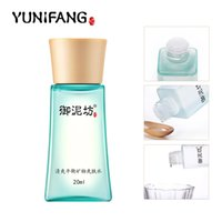 Wholesale face care YUNIFANG Oil controlling amp freshing set Whitening Moisturizing Essence hydrating anti blackhead Cream cleanser