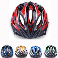 Wholesale Women men safety bicycle mtb helmet and mountain bike road cycling helmets casco de ciclista ciclismo para bicicleta capacete