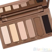 basic earth - Women s Basic Colors Mini Eyeshadow Palette Earth Color Powder Makeup Cosmetic PYE