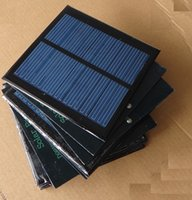solar module - High Quality W V MA Mini Solar Cell Polycrystalline Solar Panel Solar Module DIY Solar Charger MM