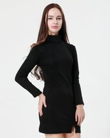 New Fashion Women Casual Dress Slim Autumn Knitted Winter Clothing