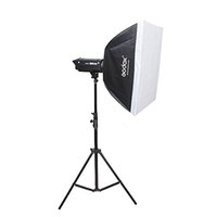 Wholesale Godox x60cm quot x24 quot Bowens Mount Rectangular Portable Studio Strobe Softbox Diffuser for Studio Strobe Flash Speedlite