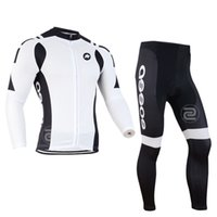 assos sizing - Team ASSOS Winter Cycling Jersey Long Sleeve Men Thermal Fleeced Cycling Clothing And Winter Cycling Bib Pants Suit Inverto Maillot