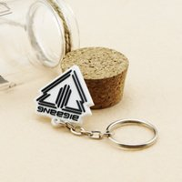 Cheap Wholesale k-pop Fashion Personalized Bigbang GD TOP one of a kind G-Dragon Team Logo Key Chain Ring Keyring P0148