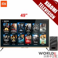 led tv - Brand New Original Xiaomi TV LED Smart D Ultra HD K Inches TV Quad Core Household TV