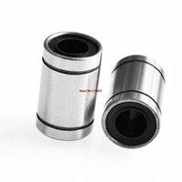Wholesale 10pcs LM8UU mm x15x24mm Linear Ball Bearing Bush Bushing mmx15mmx24mm for D printer