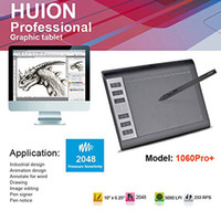 Wholesale Huion PRO quot Digital Graphic Tablets Signature Tablet Professional Animation Drawing Board Grafica Tableta