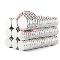 10pcs forte Disc Magnets Dia. 20x3mm N52 Rare NdFeB Aimant néodyme Terre