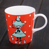 beer with vodka - Cartoon Moomin Muumi Snufkin Cute Cups Mugs Canecas Vodka Beer Mug Presentes Criativos Gift Xicara Copo Termico