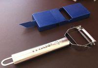 Wholesale 100 Titan peeler wonder peeler power peeler with BONUS Julienne Blade Set