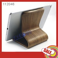 asus tab phone - Brand New Wooden Phone Stand Holder for iPad mini Air Samsung Galaxy Tab T230 P3210 T210 T111 Asus Fonepad FE170CG