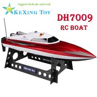 best water toys - Best Selling double horse DH rc boat CM infinitely variable speed high speed boats children s water toy boat