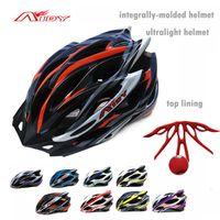 Wholesale 2015 New Ultralight Men s MTB Cycling Helmet Integrally molded Mens Road Bike Helmets AIDY Super Light Women Bicycle Helmet