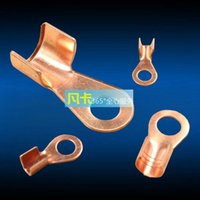 Wholesale Automotive wire copper wire tail power cord connector terminals nose A40A80A100A200A300A