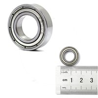 Wholesale Brand New ZZ Miniature Thin Bearings Deep Groove Ball Two Side Metal Shields x19x5mm Lowest Price