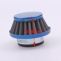 Wholesale MM AIR FILTER FOR CC DIRT PIT BIKE ATV Motorcycle Air Intakes Drop Shipping