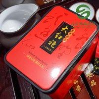 chinese food - A tea infusor and ten bags Chinese Da Hong Pao tea Big Red Robe oolong tea the original gift green food tea da hong pao