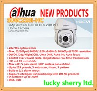 Wholesale DAHUA IP66 OSD MP Full HD X IR HDCVI PTZ Dome Camera with M IR Distance SD6C220I HC