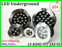 underground - W W W W W W W W LED Underground Light W LED underground lamp AC85 V Waterpoof led underground