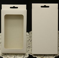 Wholesale Universal Cell Phone Case Retail Package Paper Packaging Box for SamsungS5 S4 S3 S2 Note2 iPhone4 S C Case