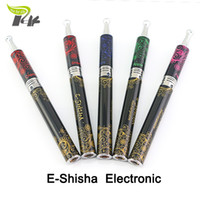 Cheap Single e shisha Best Black Metal disposable