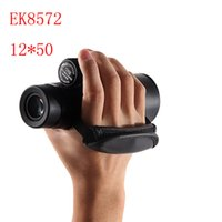 Wholesale EK8572 x50 Waterproof Monocular Telescope With Hand Strap For Connects The Monocular To Your Mobile Phone W2226A12