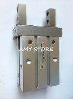 Wholesale SMC type Pneumatic Parallel Gripper Double Acting MHZ2 D Air Drive Finger