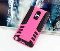 rocket - Hybrid Rugged Impact Soft TPU PC Defender Case Hard Slim Shockproof Rocket Design Cover Cases for Samsung Galaxy S5 Note Note Back Cases