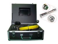achat en gros de sewer camera-Vidange 40m câble caméra Sewer Pipe Inspection, sous-marine d'inspection vidéo, caméra CCTV CN-710
