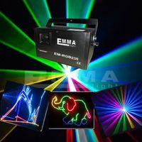 animation equipment - professional animation laser lights w RGB full color animation laser light for stage equipment