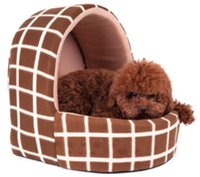 yurts - Pet bed dog house dog house summer air conditioning nest small kennel cat litter pet nest pet supplies yurts