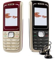 Wholesale SG post freeshipping unlocked original i mobile phones FM Radio and internal MB Noki cell phone