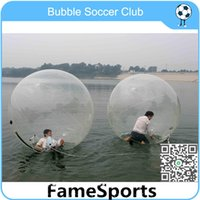 Wholesale Inflatable Water Ball Water Walking Ball human hamster ball zorb ball Diameter m