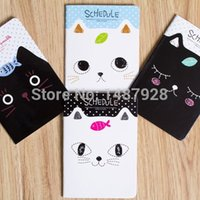 Wholesale Promotions Korean models fresh school supplies creative stationery cute little notebook sub notepad AF532