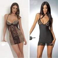 Wholesale Brand New Lace Sexy Lingerie Hot Sale Strap Chemise Women Sexy Underwear M L XL XXL Szie