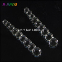 Wholesale Glass Anal Butt Plug Glass Penis Butt Anal Plugs For Women Dildo Sex Products Glass Dildo Sex Toys
