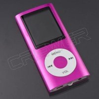 Wholesale Slim TH quot LCD MP4 Video Radio FM Player For GB GB GB GB SD TF Card