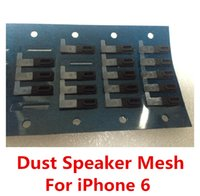 Wholesale For iPhone plus quot inch Top Ear Speaker Dust Grill Mesh