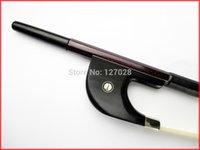 Wholesale German Top Braided Carbon Fiber Double Bass Bow Best Carbon Fiber Double Bass Bow