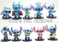 Wholesale s of set Stitch doll