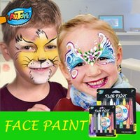 alphabet theme party - Artoys Dazzling Toys Colored Face Paint Crayon Sticks Pack of Ideal for a Princess Circus Fairy or Other Theme Party