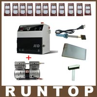 Wholesale Full Set for Laminating Polarized Film OCA Laminator KO Universal OCA Film Lamination Machine with Vacuum Pump No Need Mould