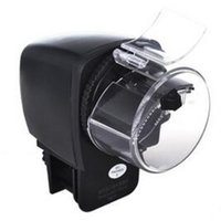 Wholesale Automatically feed the fish AF d automatically hurl food of time feed the fish fish tank automatic feeders