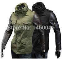 army jacke - Fall New Fashion North American Mens Jackets And Coats Hot Military jacke Outerwear Coat High Quality Chaquetas Jackets For Men